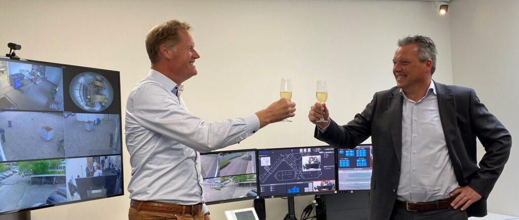 Officiele opening 'VanderLinden Techlab'